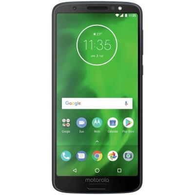 SIM Free Motorola Moto G6 32GB Mobile Phone - Deep Indigo