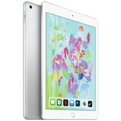 Apple iPad 2018 6th Gen 9.7 Inch Wi-Fi 32GB- Silver