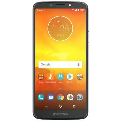 SIM Free Motorola E5 Mobile Phone - Flash Grey