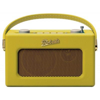 ROBERTS REVIVAL UNO DAB RADIO YELLOW