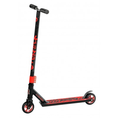 AIRWALK LOWRIDER STUNT SCOOTER BLACK/RED