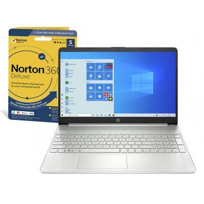 HP 15SS 15.6 I3 4GB128GB FHD LTOP+NORTON