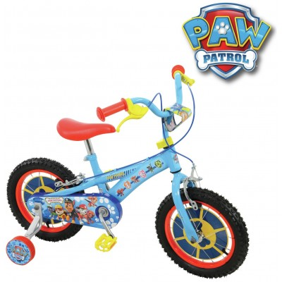 14IN PAW PATROL BIKE