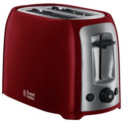 Russell Hobbs 23861 Darwin 2 Slice Toaster - Red