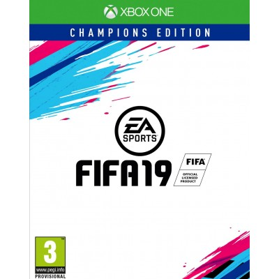FIFA 19 DELUXE EDITION XB1