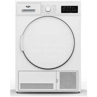 Bush TD7HPNBW 7KG Heat Pump Tumble Dryer - White