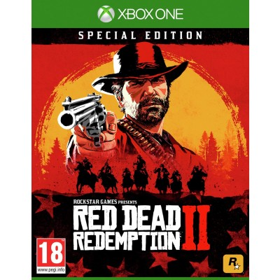 Red Dead Redemption 2 Special Edition Xbox One Game