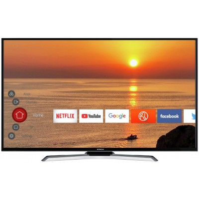 Hitachi 55 Inch Smart 4K UHD TV with HDR