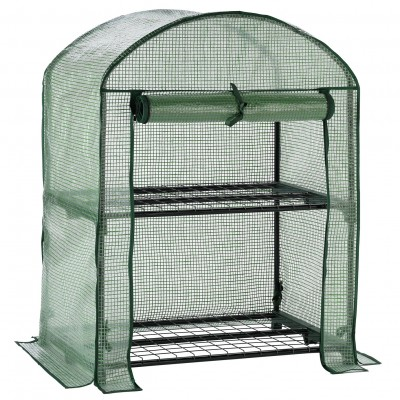 McGregor 2 Tier Mini Greenhouse