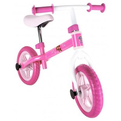 PAW Patrol Metal Balance Bike - Pink