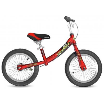 WeeRide Deluxe Balance Bike - Red
