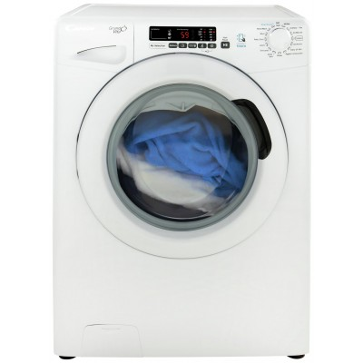 Candy GVS128D3 8KG 1200 Spin Washing Machine - White
