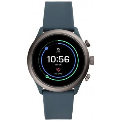 Fossil Sport Smart Watch 43mm  - Blue Smoke