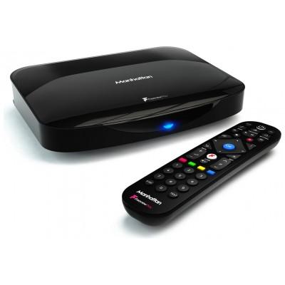 Manhattan T3-R 500GB Freeview Play 4K Smart Recorder