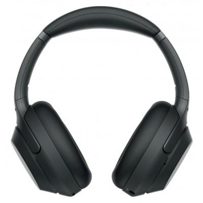 Sony WH-1000XM3 On-Ear Wireless Headphones - Black