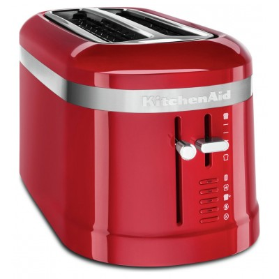 KitchenAid Design Collection 4 Slice Toaster - Empire Red