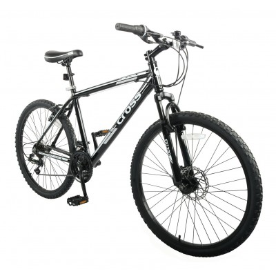 CROSS FXT300 FRONT SUSP MALE BIKE BLACK