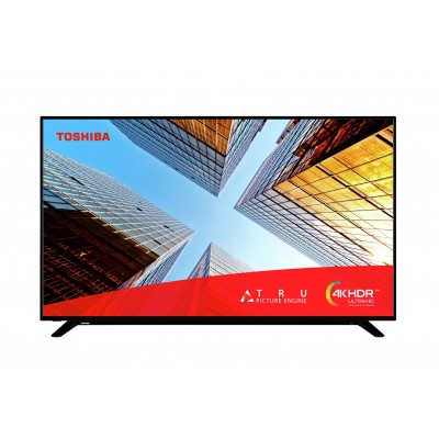 Toshiba 65 Inch 65UL2063DB Smart 4K Ultra HD LED TV with HDR