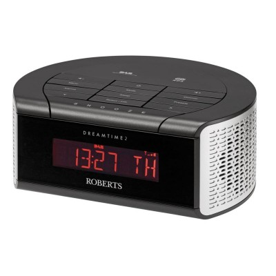 ROBERTS DREAMTIME 2 DAB CLOCK RADIO