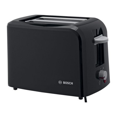 BOSCH VILLAGE 2 SLICE BLACK TOASTER