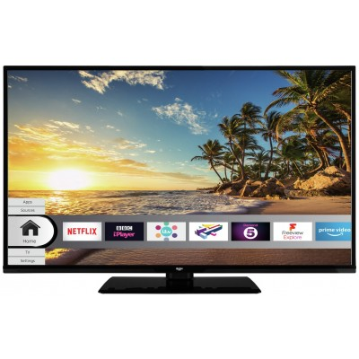 Bush 49 Inch Smart FHD with Freeview Play TV